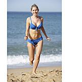 Young Woman, Bikini
