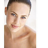Beauty & Cosmetics, Young Woman