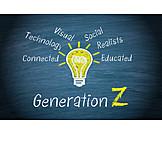 Community Outreach, Social Science, Generation Z