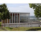 Marbach am neckar, Literature museum