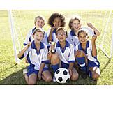 Success & Achievement, Soccer, Team