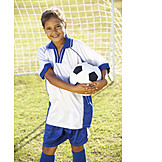 Girl, Fun & Games, Soccer