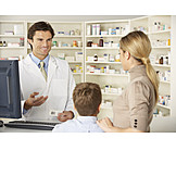 Advice, Pharmacy, Customer, Pharmacist