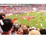 Soccer, Audience, Stadium, Soccer fan