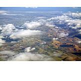 Aerial View, Scotland, Lowlands