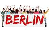 People, Berlin, Young, Multicultural