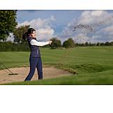 Golf, Golf Course, Tee Box, Golfer