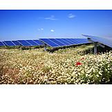 Photovoltaics, Solar Plant, Solar Energy