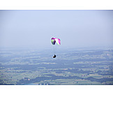 Action & Adventure, Paraglider, Paragliding