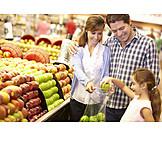 Einkauf & Shopping, Familie, Supermarkt
