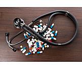 Gesundheitswesen & Medizin, Stethoskop