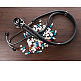 Healthcare & Medicine, Stethoscope