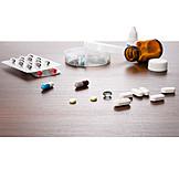 Healthcare & Medicine, Pill Box , Drugs