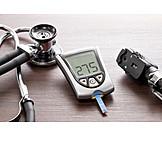 Healthcare & Medicine, Blood Sugar Test