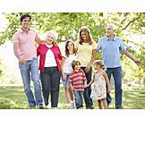 Familie, Generationen, Familienleben, Familienausflug