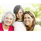 Enjoyment & Relaxation, Togetherness, Generations