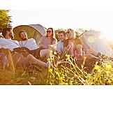 Friendship, Summer, Camping