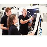 Ausbildung, Ingenieur, Maschinenbau