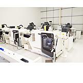 Industry, Machine, Engineering, Laboratory