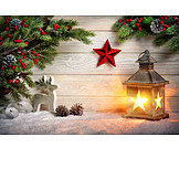 Lantern, Christmas decoration