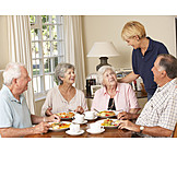 Senior, Care & Charity, Nursing Home , Old Care