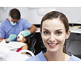 Dentist, Dental Assistant