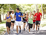 Sport & Fitness, Ausdauer, Joggen