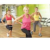 Sports Training, Gymnastics, Workout