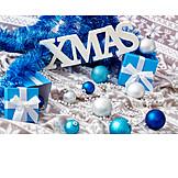 Christmas Decoration, Christmas Tree Decorations, Xmas