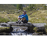 Relaxation & Recreation, Hillwalkers, Rest