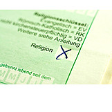 Religion, Form, Church Tax