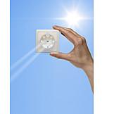 Alternative Energie, Erneuerbare Energien, Sonnenenergie
