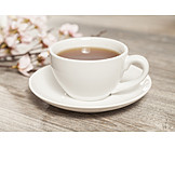 Tasse, Schwarzer Tee, Teetasse, Heißgetränk