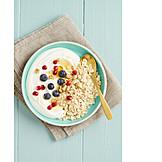 Breakfast, Cereal, Oatmeal