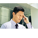 Kopfschmerzen, Stress & Belastung