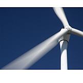 Pinwheel, Wind