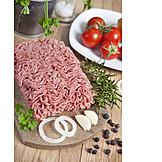 Spices & Ingredients, Minced, Ground Pork