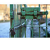 Security & Protection, Gate