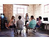 Meeting, Team, Presentation, Team Meeting