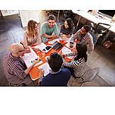 Office & Workplace, Meeting, Team Meeting