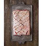 Raw, Roast Pork, Meat