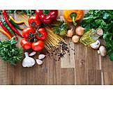 Gewürze & Zutaten, Mediterran, Italienische Küche