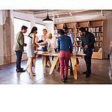 Büro & Office, Meeting, Besprechung