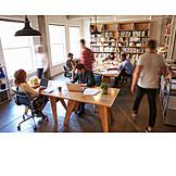 Büro & Office, Bibliothek