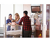 Pflege & Fürsorge, Kinderstation