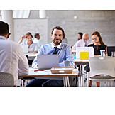 Businessman, Office & Workplace