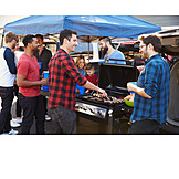 Grillparty, Barbecue