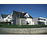 Immobilie, Eigenheim, Einfamilienhaus