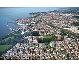 Aerial View, Friedrichshafen