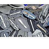 Kleidung & Accessoires, Einkauf & Shopping, Stoffballen
